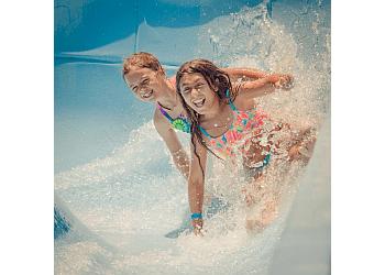 Columbus amusement park High Falls Water Park