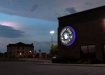 Oklahoma City advertising agency High Five Media