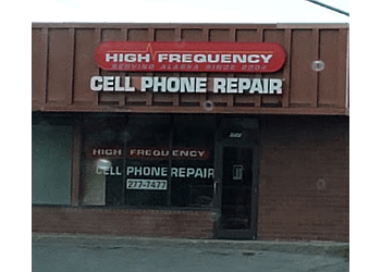 Anchorage cell phone repair High Frequency Wireless
