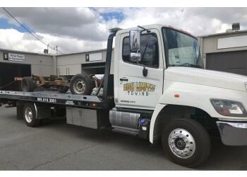 Ontario towing company High Limitz Towing