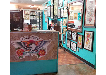 Phoenix tattoo shop High Noon Tattoo