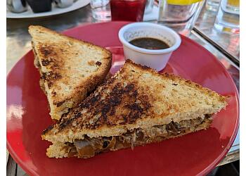 Boise City vegetarian restaurant High Note Cafe