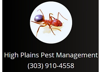 Arvada pest control company High Plains Pest Management