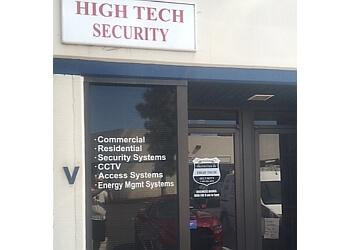San Bernardino security system High Tech Security Systems