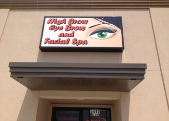 Corpus Christi spa Highbrow Eyebrow & Facial Spa