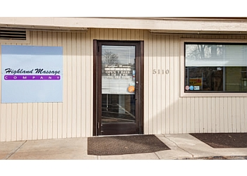 Denver massage therapy Highland Massage Company