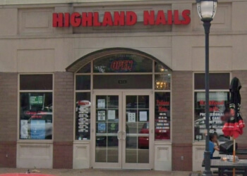Louisville nail salon Highland Nails