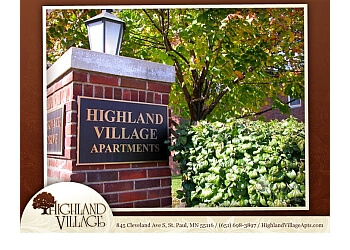 St Paul apartments for rent Highland Village Apartments