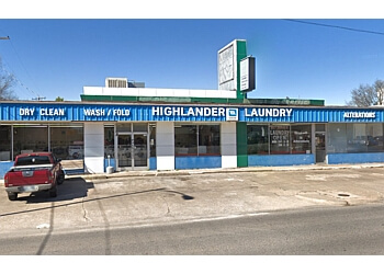 Norman dry cleaner Highlander Laundry