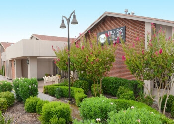 El Paso funeral home Hillcrest Funeral Home