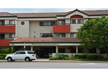 Thousand Oaks assisted living facility Hillcrest Royale Retirement