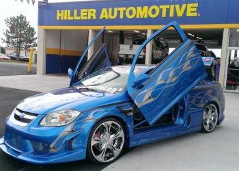 Peoria car repair shop Hiller Automotive