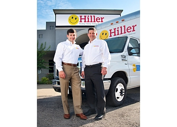 Murfreesboro plumber Hiller Plumbing, Heating, Cooling & Electrical.