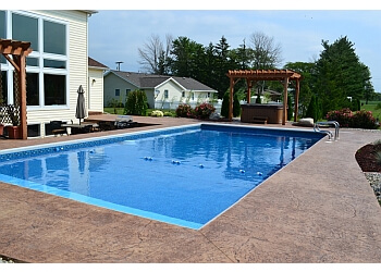 Fort Wayne pool service HILLSIDE POOLS