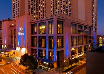 Austin hotel Hilton