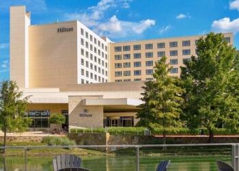 Plano hotel Hilton