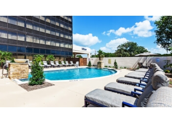 Waco hotel Hilton
