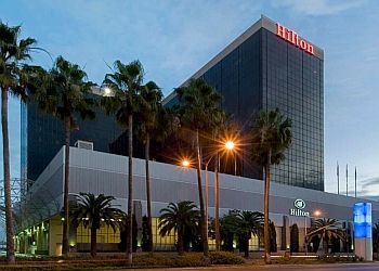 Los Angeles hotel Hilton Los Angeles Airport