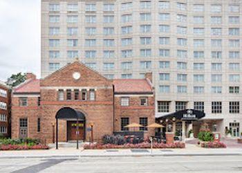Madison hotel Hilton Madison Monona Terrace