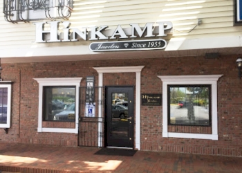 Fayetteville jewelry Hinkamp Jewelers, Inc.