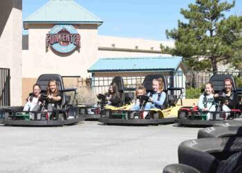 Albuquerque amusement park Hinkle Family Fun Center