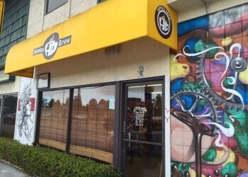 Hayward cafe Hippies Brew