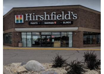 St Paul window treatment store Hirshfield's