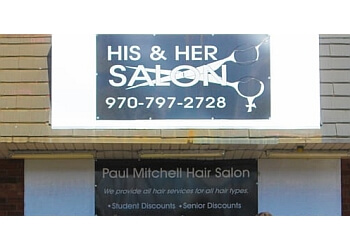 Fort Collins hair salon His and Her Salon