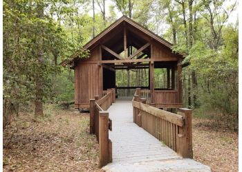 Mobile hiking trail Historic Blakeley State Park