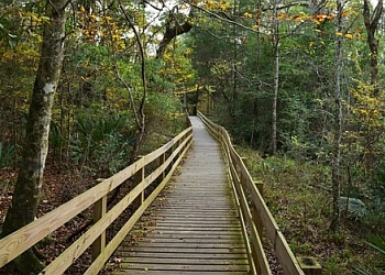 Historic Blakeley State Park Trail