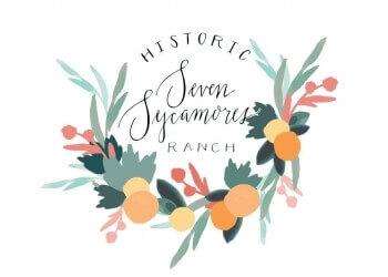 Visalia wedding planner Historic Seven Sycamores Ranch