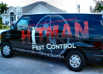 Port St Lucie pest control company Hitman Pest Control