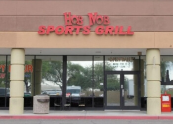 Chandler sports bar Hob Nob Sports Bar & Grill