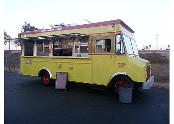 Anaheim food truck Hobo Co. Pizza