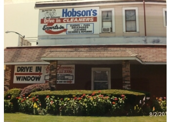 Buffalo dry cleaner Hobson's One Hour Dry Cleaning