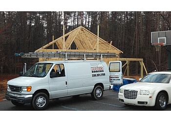 Winston Salem roofing contractor Hodges Roofing and Construction