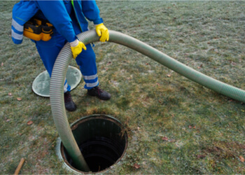 Newport News septic tank service Hogge's Septic Tank Service