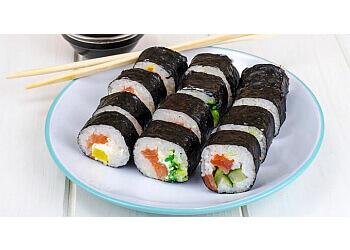 Paterson sushi Hola Halal