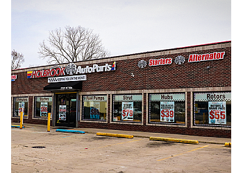 Detroit auto parts store Holbrook Auto Parts