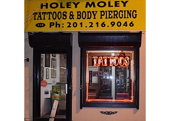 Jersey City tattoo shop HOLEY MOLEY TATTOOS & BODY PIERCING