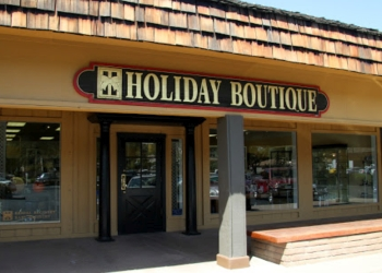Fresno gift shop Holiday Boutique