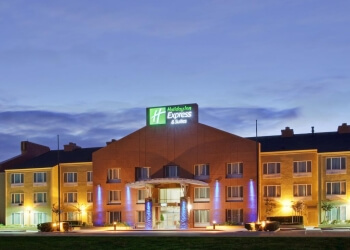 Elk Grove hotel Holiday Inn Express