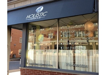 Cleveland massage therapy Holistic Lakewood