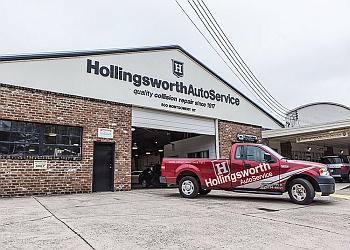 Savannah auto body shop Hollingsworth Auto Service