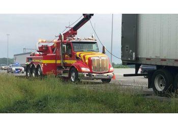 Dayton towing company Hollis Towing LLC.