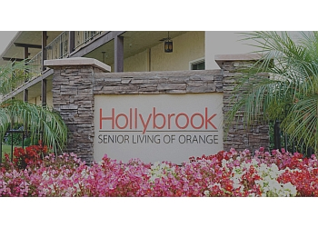Santa Ana assisted living facility Hollybrook Senior Living of Orange