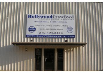 San Antonio garage door repair Hollywood-Crawford Door Co.