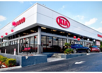 Hollywood car dealership Hollywood Kia