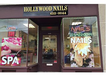 Syracuse nail salon Hollywood Nails