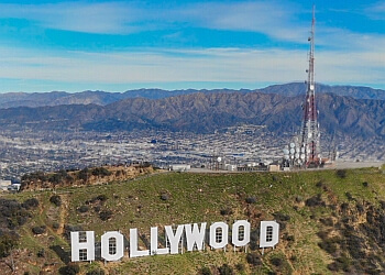 Los Angeles landmark Hollywood Sign